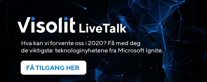 Last ned Visolit LiveTalk: Best of Ignite