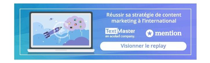Réussir sa stratégie de content marketing à l'international