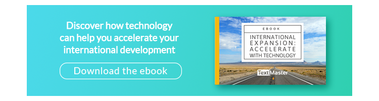 Discover how technology can help you accelerate your international development