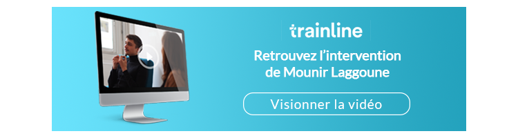 Retrouvez l'intervention de Mounir Laggoune, Country Manager DACH de Trainline