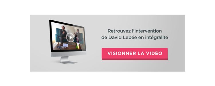 Retrouvez l'intervention de David Lebée en intégralité