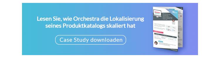 Lesen Sie, wie Orchestra die Lokalisierung seines Produktkatalogs skaliert hat