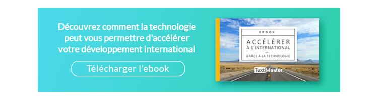 Comment la technologie peut vous permettre d'accélérer à l'international