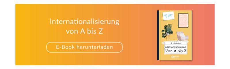 Internationalisierung von A bis Z
