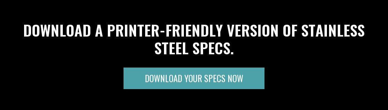 下载打印型不锈钢规格版本。立即下载您的规格