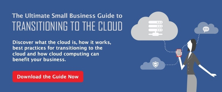 Guide to transitioning to the cloud