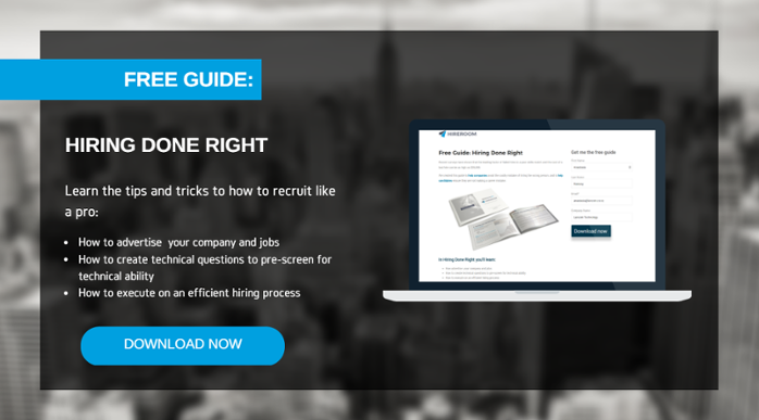 FREE GUIDE: Learn how to recruit like a pro