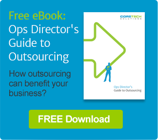 Free eBook. Ops Director's Guide to Outsourcing