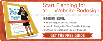 Get our Free Guide to Planning Your Website Redesign. Download Our Free White Paper Today.