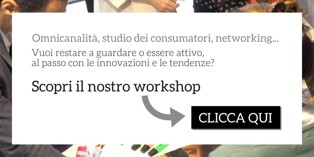 workshop retail innovazione