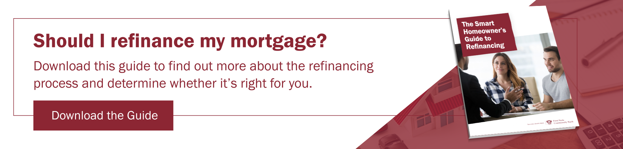 Download The Smart Homeowner's Guide to Refinancing