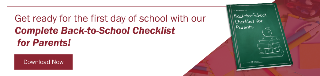 FSCB - A Complete Back-to-School Checklist for Parents