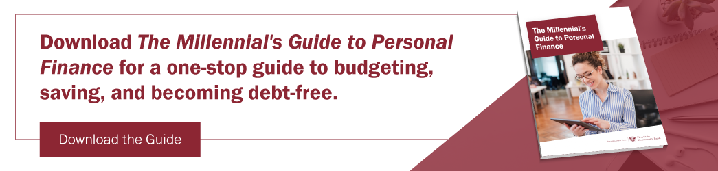 FSCB - The Millennial's Guide to Personal Finance