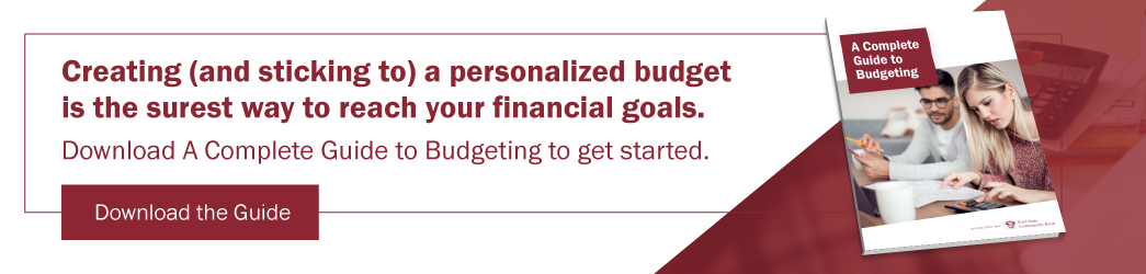A complete guide to creating a budget guide cover.