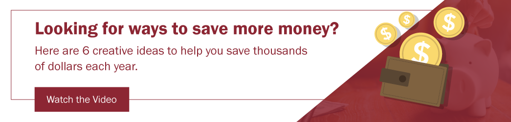 Watch the Video: 6 Creative Ways to Save Thousands of Dollars Each Year