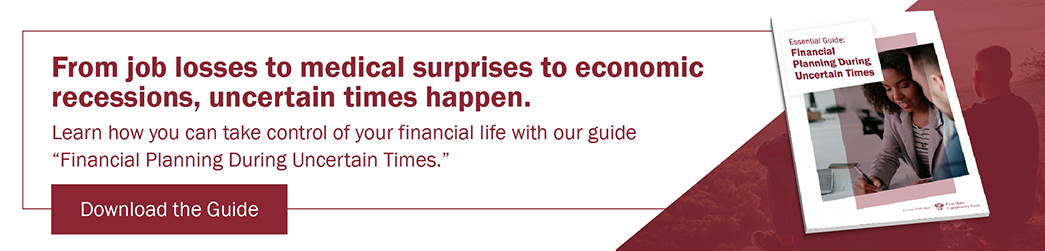 Download Guide for Financial Planning During Uncertain Times