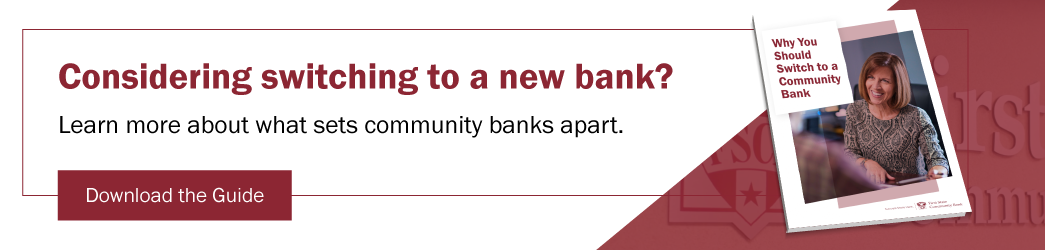 Download the Guide: Why You Should Switch to a Community Bank