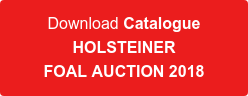 Download Catalogue HOLSTEINER FOAL AUCTION 2018