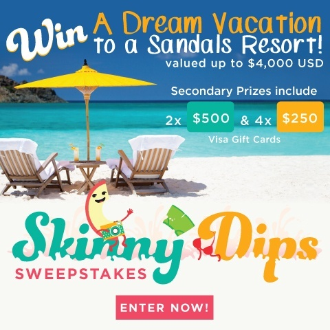A Dream Vacation to a Sandals Resort!