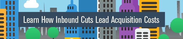 Cut lead acquisition costs