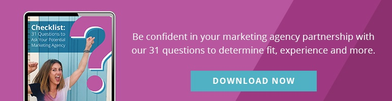 31 questions to ask a marketing agency