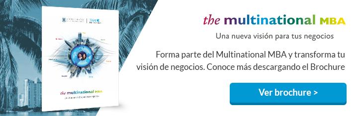 Forma parte del Multinational MBA y cambia tu visión de negocios. Conoce más descargando el brochure