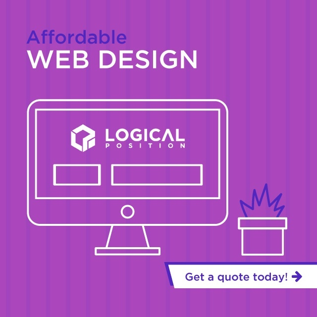 Affordable Web Design, Get a quote today!