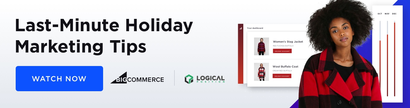 Free Webinar: Last-Minute Holiday Marketing Tips