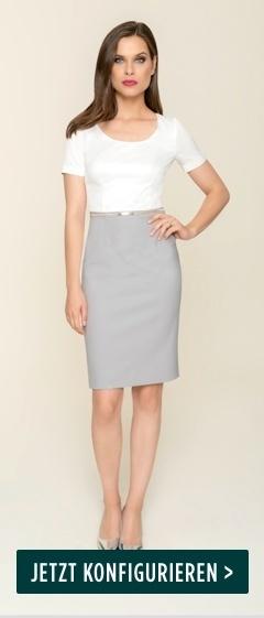 DOLZER-Etuikleid-Business-Kleid-Outfit-zweifarbig-nach-Maß