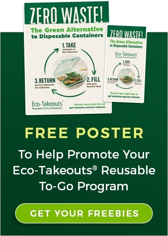 Eco-Takeouts FREE Poster Download