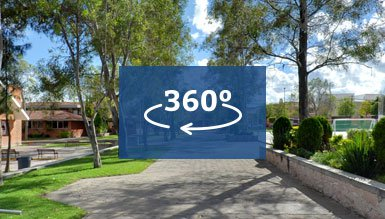 Vista 360 del mejor colegio de San Luis Potosí - Instituto Real de San Luis