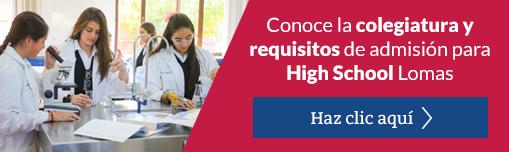 Colegiaturas para preparatoria - Instituto Lomas del Real
