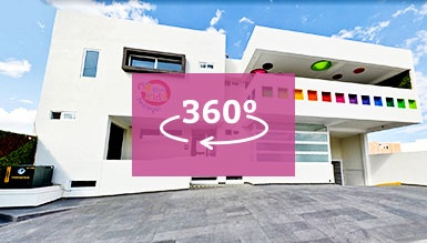 Vista 360º Real Kids Pedregal >
