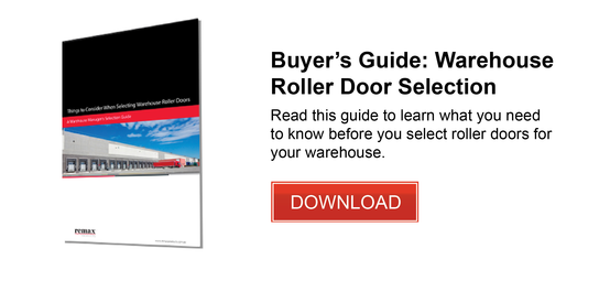 Free Buyer's Guide: Warehouse Roller  Door Selection