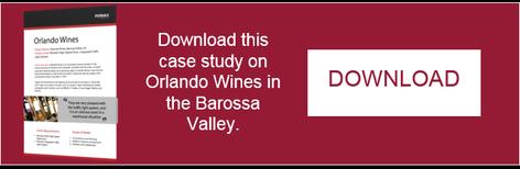 Orlando Wines Case Study in Barossa Valley