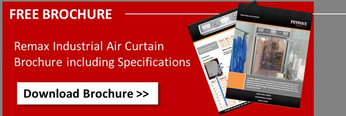 Industrial Air Curtain Brochure