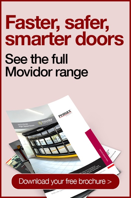 See the full Movidor rapid doors range with your free brochure