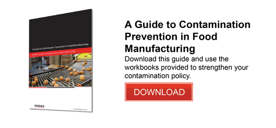 Free Guide: Contamination Prevention in Food Manufacturing