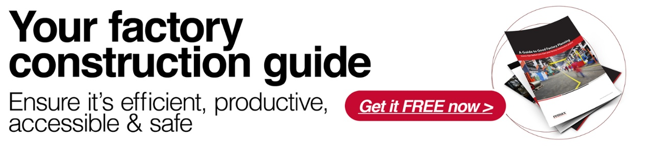 Get your factory planning right from the start.