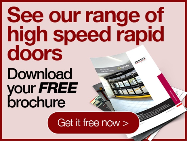 Faster, safer, smarter doors