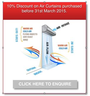 Air Curtain Offer