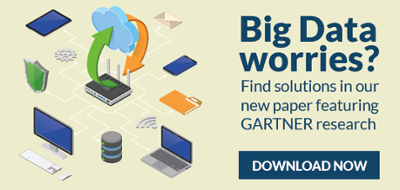Need help meeting the challenges of Big Data?  Find it in our new paper featuring research from GARTNER >