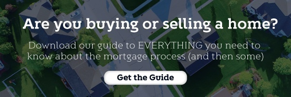 Are you buying or selling a home? Download our guide to everything you need to know about the mortgage process and then some