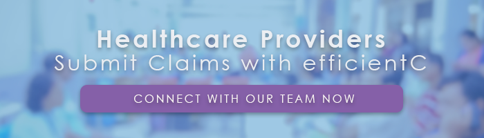 Healthcare Providers Submit Claims with efficientC