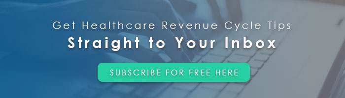 Subscribe to Healthcare Revenue Cycle Blog