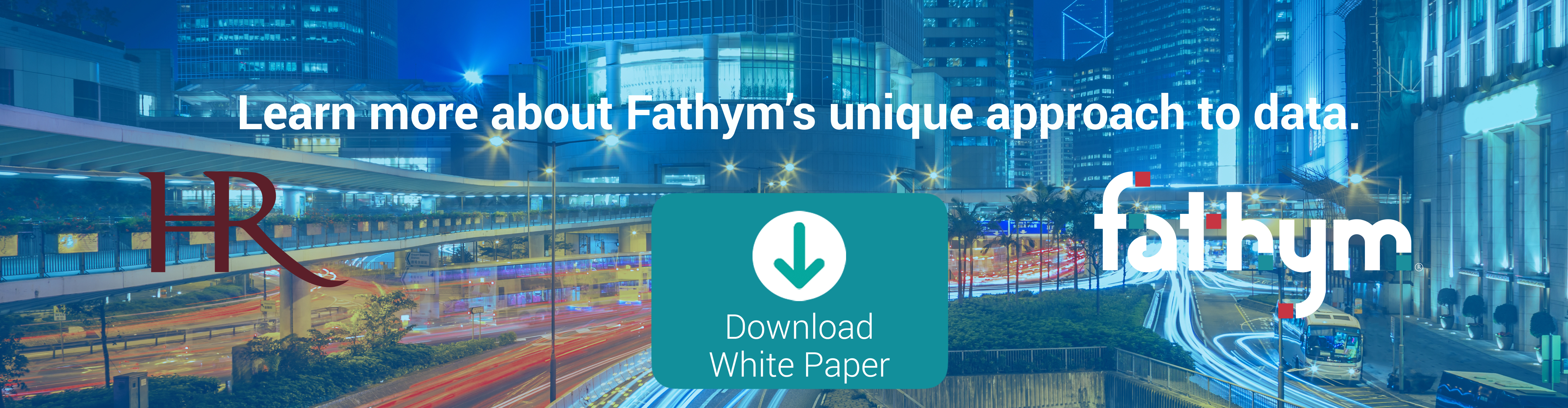 Learn more about Fathym's unique approach to data.
