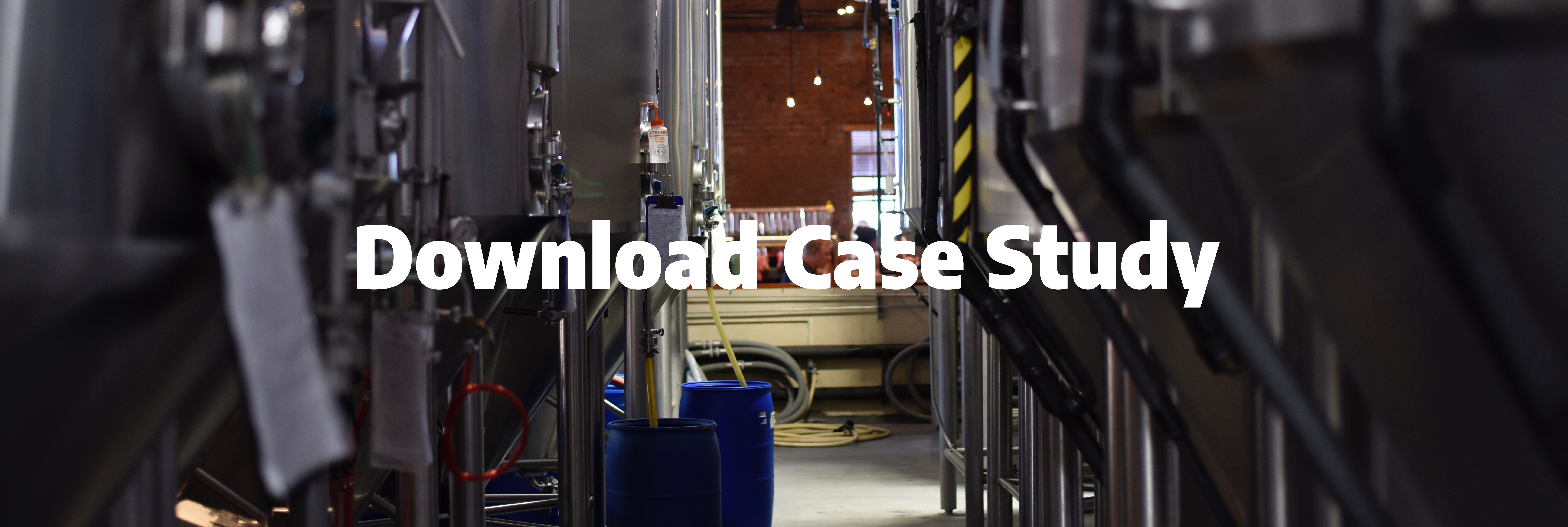 Brewery Tanks Case Study
