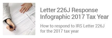 Letter 226J Infographic 2017 Tax Year
