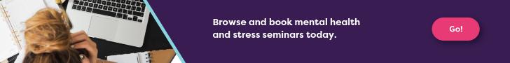 stress seminars for work