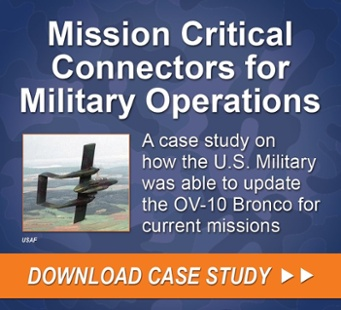 Mission Critical Connectors for Military Operations